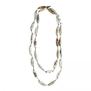 Baudacity | Agate Knotty Necklace
