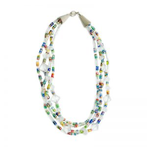 Baudacity | Kaleidoscope Necklace