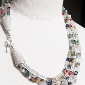 Baudacity Kaleidoscope Necklace