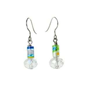 Baudacity | Kaleidoscope Crystal Earrings