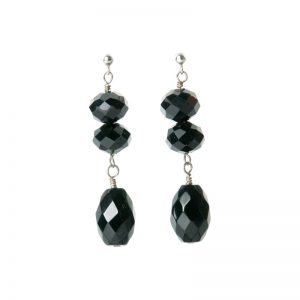 Baudacity | Night Earrings