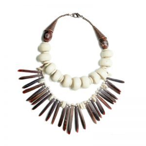 Baudacity Feathers Necklace