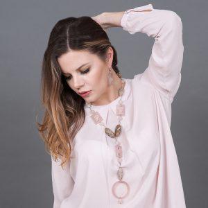 Baudacity.com | Rose of Sharon Necklace
