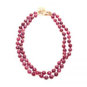 Baudacity.com | Double Strand Necklace