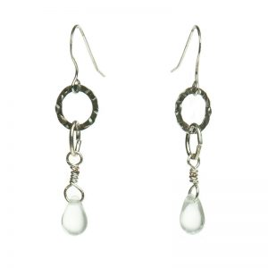 Baudacity | Precious Tears Dangle Earrings